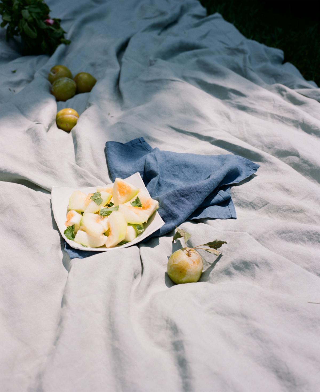 linen napery