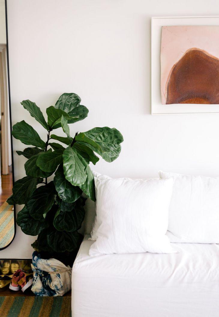 linen white duvet set