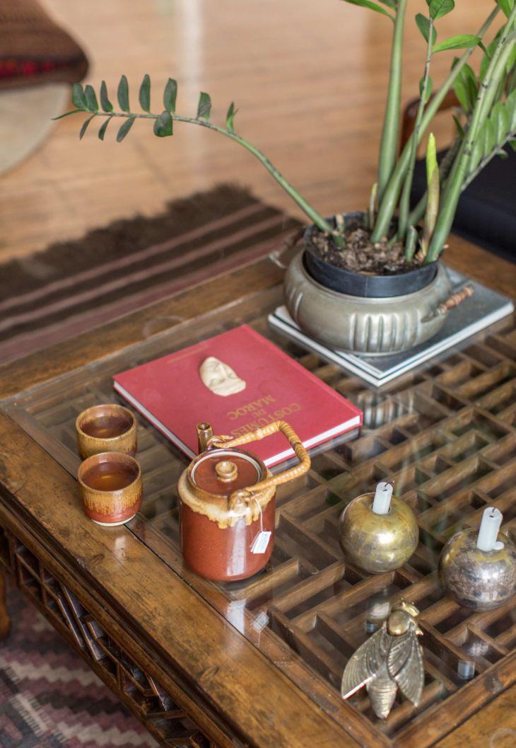teapot & keepsakes